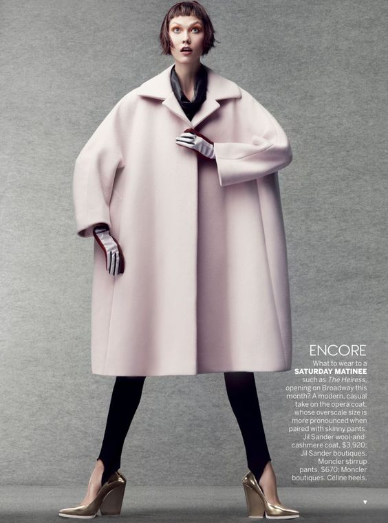 Handpicked from the Newsstand - US Vogue Oct 2012