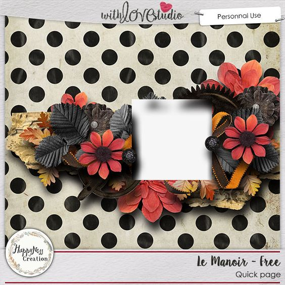 Le Manoir by Happyness {QP} FREE
