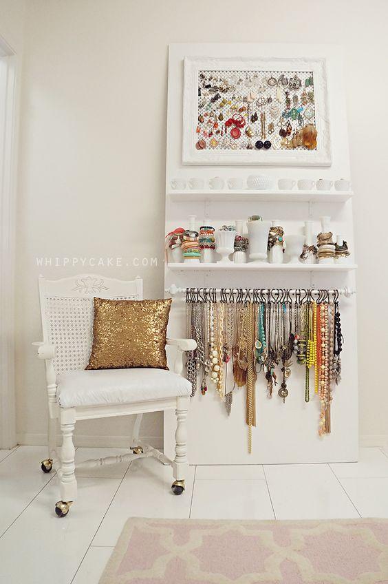 DIY: jewelry board:
