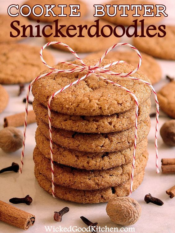 Trader joe cookie butter recipes