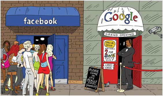 Facebook quiere convertirse en un busacor como Google
