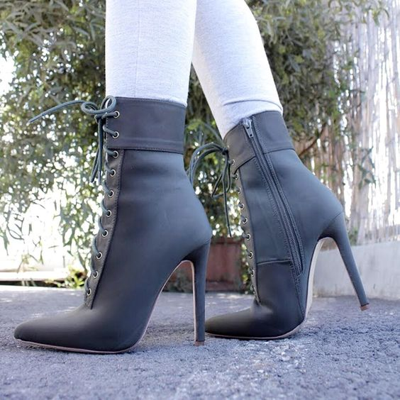 Flawless Booties