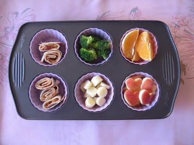 Food Presentation Ideas for Kids!!