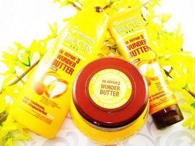 Libellchen: Garnier Fructis Wunder Butter