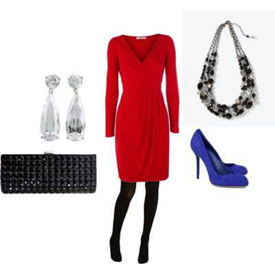 5 Office Christmas Party Dress Outfits for Women - The ...