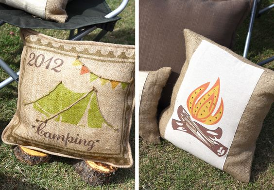 Backyard camping pillow ideas | Camping Birthday Party Inspiration on ground cloth for camping, luggage for camping, 6 man tents for camping, high chairs for camping, 5 person tents for camping, diy projects for camping, handbags for camping, cool box for camping, decorations for camping, bibs for camping, boxes for camping, storage bins for camping, trash can for camping, dresses for camping, comforters for camping, personalized signs for camping, mason jars for camping, puzzles for camping, tablecloths for camping, food for camping,