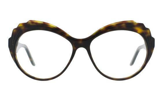ANDY WOLF, LOVE // 5064 col. B // Eyewear handmade in Austria // Glasses // Fashion // Vintage // Palms //