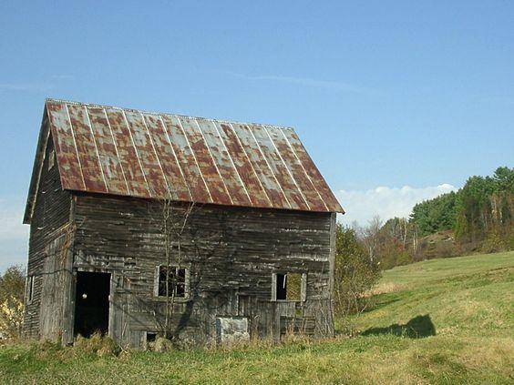 Old Barns!