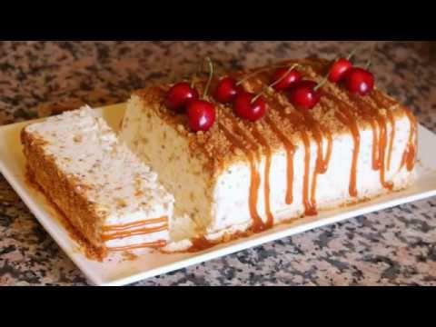 متكونيش جربتي بحال هاد الكلاص ابدا غير مسبوق الطعم بطريقة سهلة تحصلي على مذاق بحال كلاص التريتور Cheesecake Desserts Food