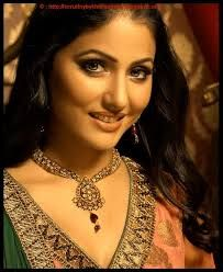 hina khan indian actress on small screen elegance god
