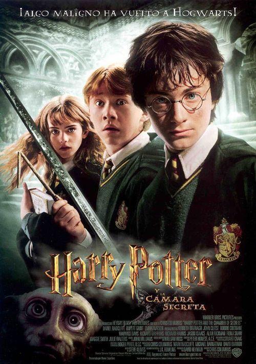 Harry Potter Y La Camara Secreta Peliculas Completas Peliculas De Harry Potter Harry Potter