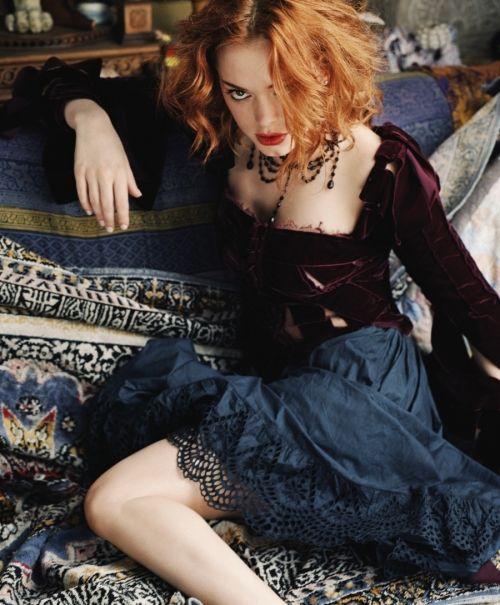 Rose Mcgowan Redhead 119