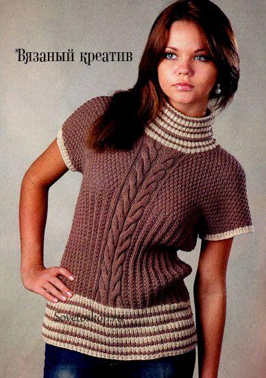 Я мастерица вязание на спицах