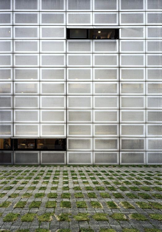 AZL Pension Fund Headquarters by Wiel Arets Architects