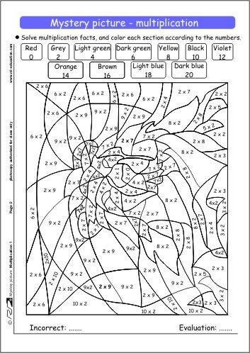 math worksheet : multiplication coloring sheets and coloring on pinterest : Halloween Multiplication Worksheet