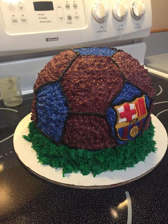 """barcastuff on Twitter: """"Pictures: Barça cake #fcblive [via @ArbaughE12] http://t.co/o8i5vnqgmm"""""""