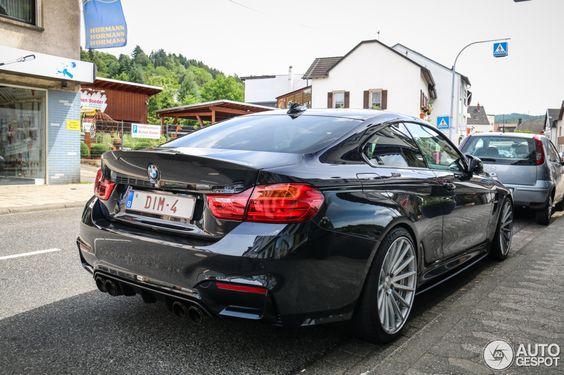 BMW M4 F82 Coupé 8