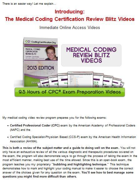 Cpc study manual