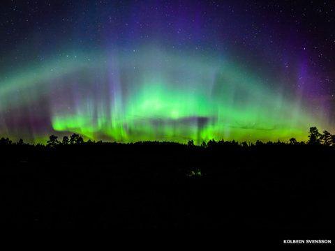 Vídeo da Nasa mostra aurora boreal em 4K Vídeo mostra uma aurora boreal vista da Estação Espacial Internacional e faz parte de um novo proje