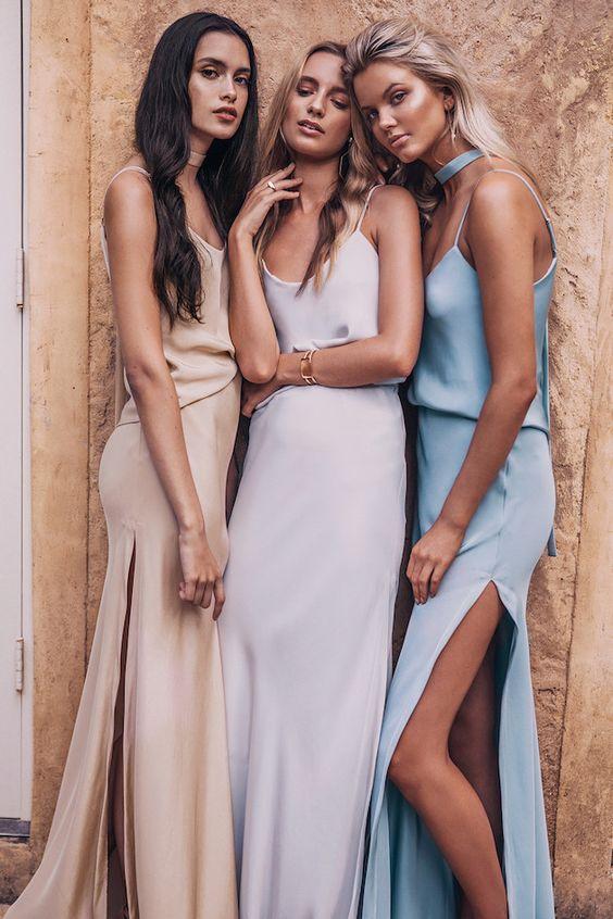 Grace Loves Lace Bridesmaid Dress Collection | Bridal Musings Wedding Blog