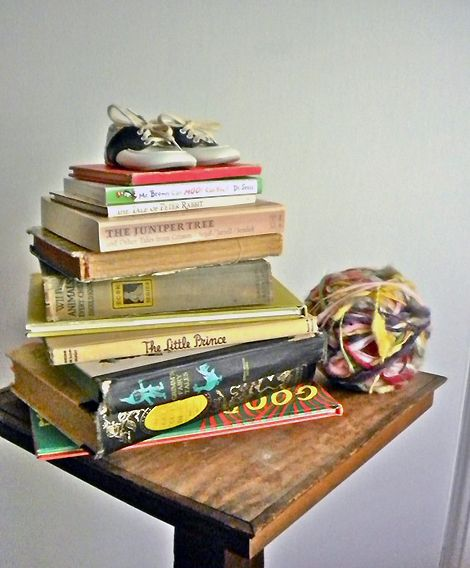 Old books for young hearts