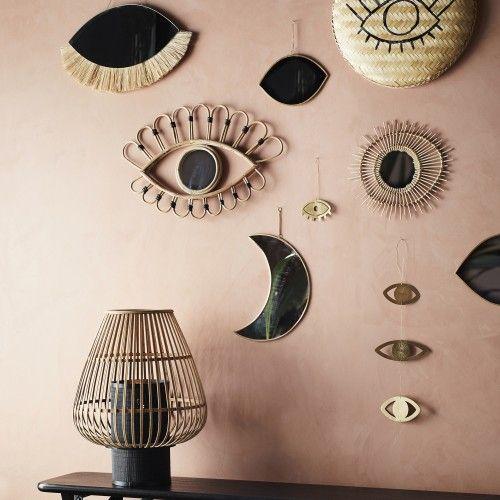 Http Twicy Store Com Deco Murale Miroirs 3465 Miroir Oeil En Laiton Dor C3 A9 Html Miroir Oeil Deco Murale Decoration Murale Miroir