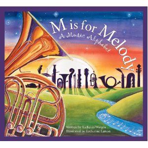 M is for Melody: A Music Alphabet (Sleeping Bear Alphabets) - $7.95