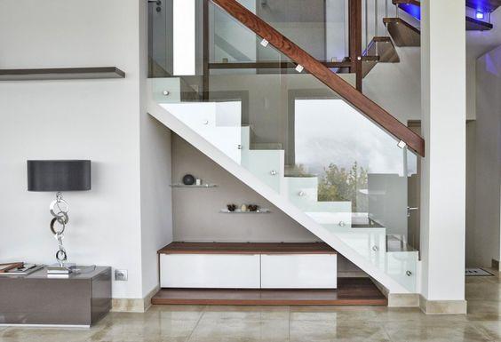 Habillage Escalier Bois Avec Moquette : Habillage escalier b?ton sur mesure, marches, rampes d'escaliers
