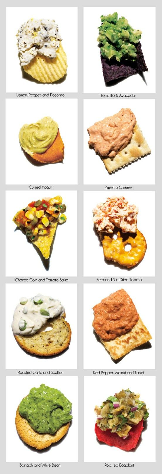 10 Gluten Free Dips-Fresh Picked Inspiration {7/20/12}   Picklee