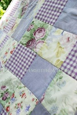 TUTORIAL -- Your First Quilt
