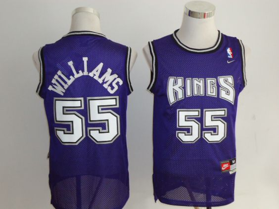 sports shoes 65f20 cef9c 74 chris williams jersey kings