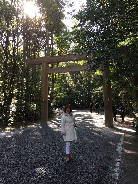 17.1/18.「石田弘子」引寄せセラピスト.はるか。伊勢神宮(外宮),