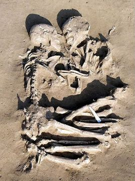 Romeo & Juliet? Archeological find in Italy