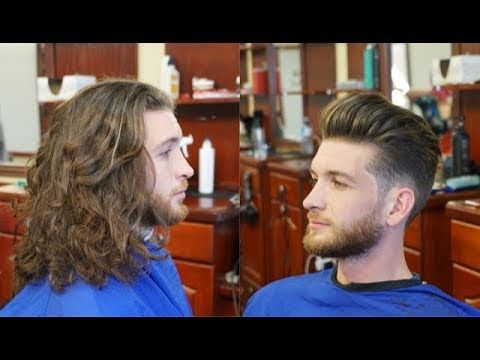 Curly To Straight Hair Keratin Tutorial Have A Smooth Fine Natural Hair No More Hair Damage Youtub Gentleman Haircut Haircuts For Men Straight Hairstyles