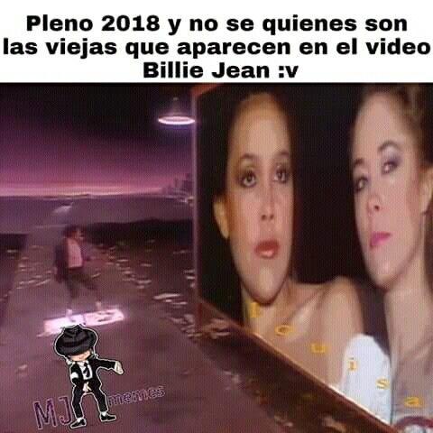 Meme Creator Funny Billie Jean Is Not My Lover Meme Generator