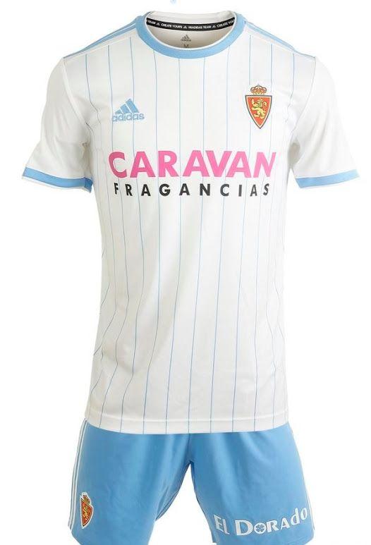 Equipacion Real Zaragoza 2018/19