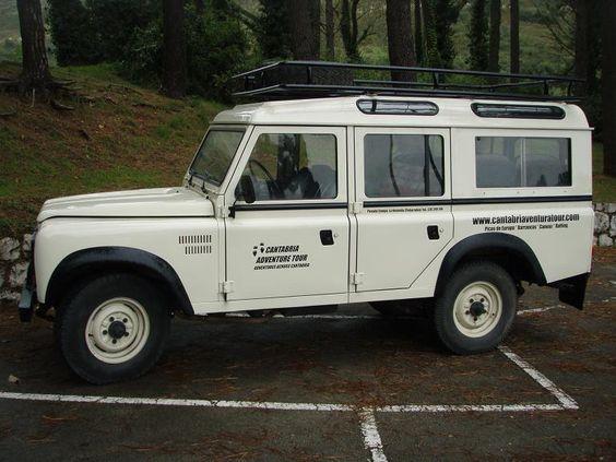 Santana Land Rover Especial