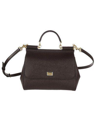 DOLCE & GABBANA Dolce & Gabbana Sicily Tote. #dolcegabbana #bags #shoulder bags #hand bags #tote #
