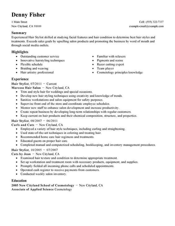 mardiyono (semair85) on Pinterest - generic resume objective