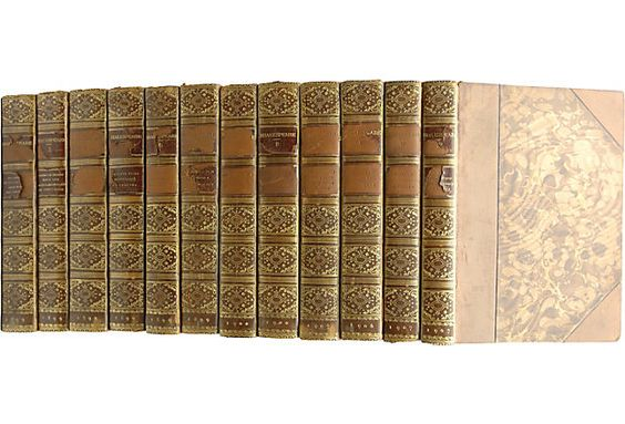 Works of Shakespeare, 12 Vols, 1899-1907