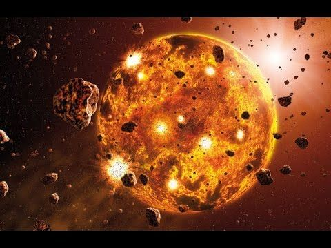 Solar System History - How Was the Earth Formed - Full Documentary ...