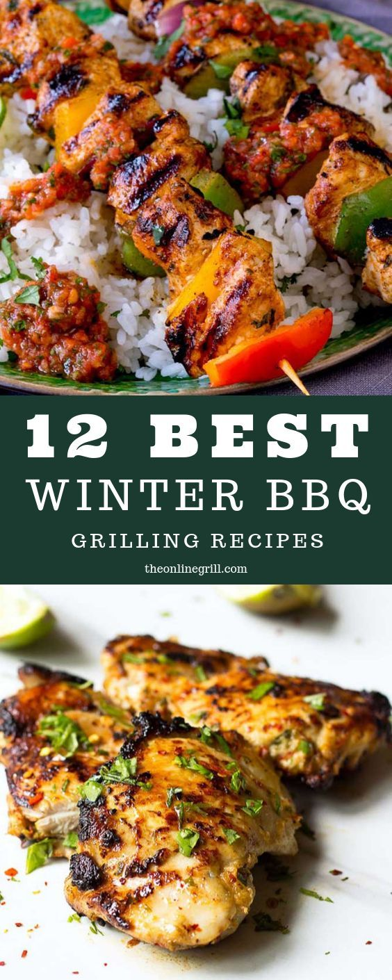 12 Winter BBQ Ideas to Curb Your Grilling Craving