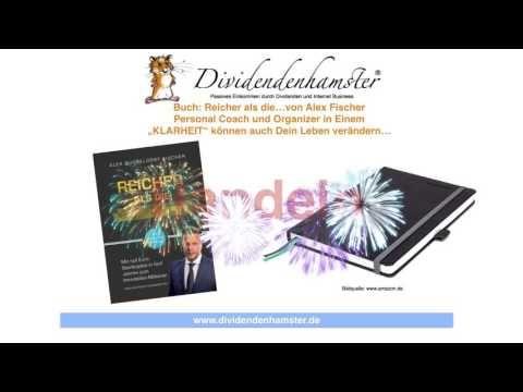 Alex Fischer´s Buch: Reicher als... | Personal Coach & Organizer KLARHEIT
