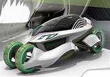 Futuristic Epine Concept Car was Inspired by Racing Vehicles | Tuvie