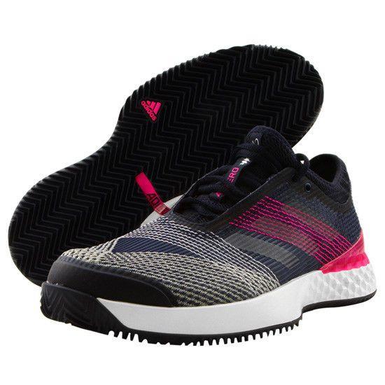Adidas Adizero Ubersonic 3 Clay Men S Tennis Shoes Racquet Navy Pink Nwt Ah2106 Adidas Badminton Shoes Mens Tennis Shoes Adidas Tennis Shoes