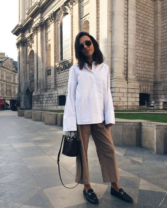 Oversize everything: