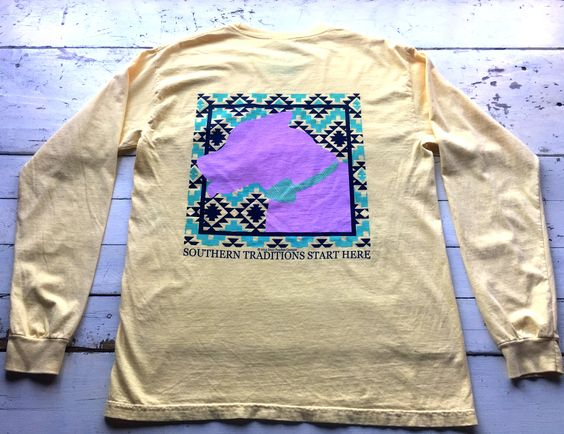 Southwest Bailey Southern Traditions Start Here Long Sleeve