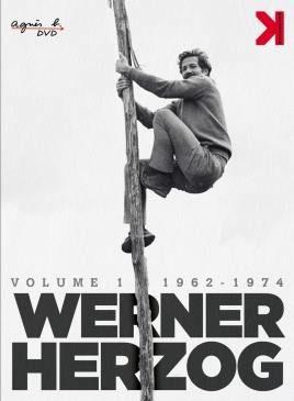 """WERNER HERZOG / Déjà trois volumes disponibles d'une quasi intégrale du grand cinéaste allemand Werner Herzog chez Potemkine : """"Aguirre ou la colère de Dieu"""", """"Fitzcaraldo"""", """"L'énigme de Kaspar Hauser"""" ainsi que de nombreux documentaires très variés sur l'alpinisme, un condamné à mort ou un volcan en Guadeloupe, sur ses démêlés avec Klaus Kinski, sur la grotte Chauvet et bien d'autres… Bref, une somme magistrale !"""