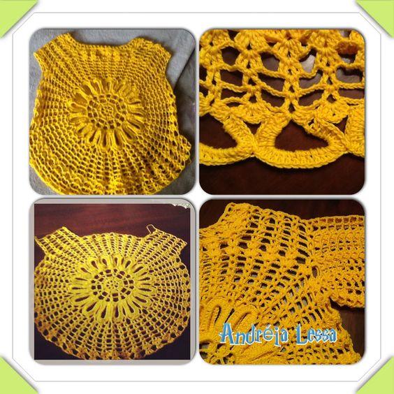 Minha blusa amarela
