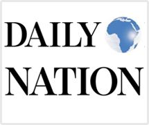 The Daily Nation newspaper Nairobi, Kenya